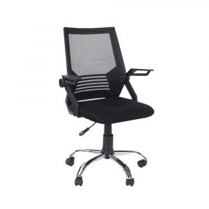 LFCH28-BK Computer Chair - IW Furniture