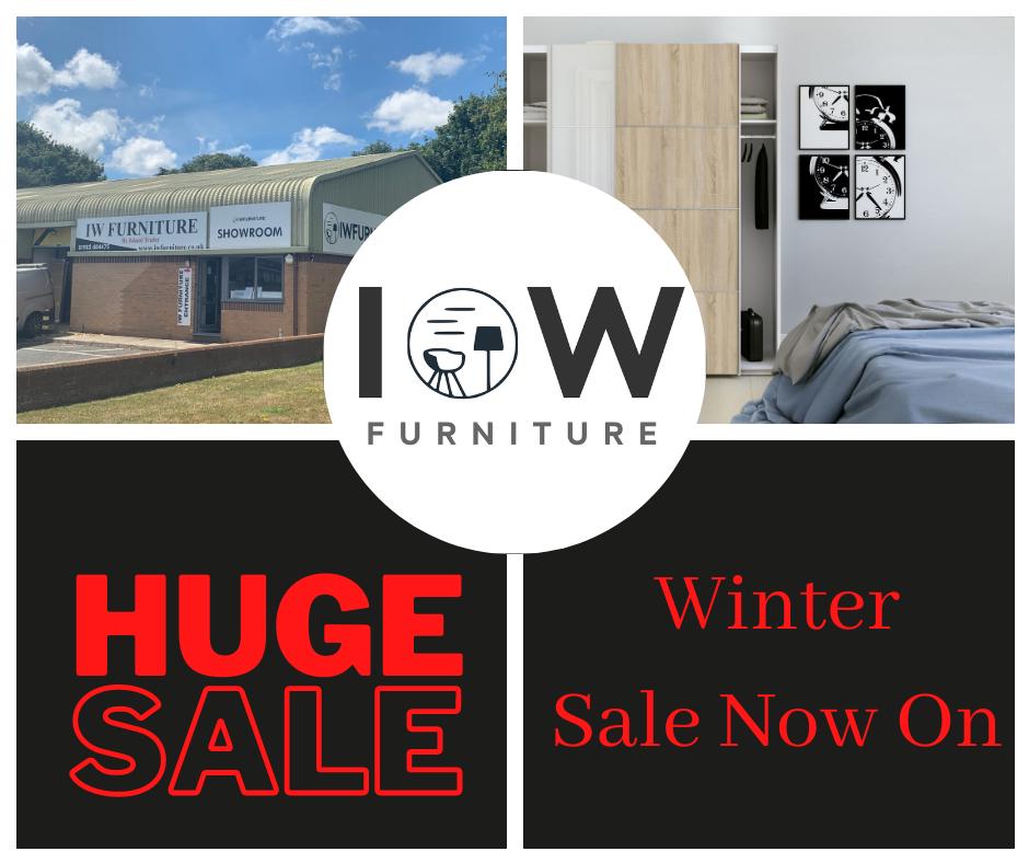 Winter Sale - IW Furniture