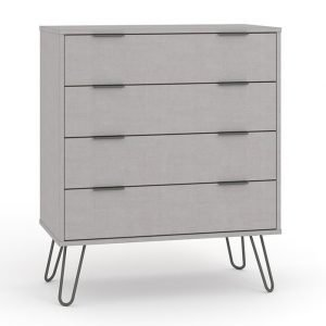 AGG514 4 drawer chest of drawers- IWFurniture