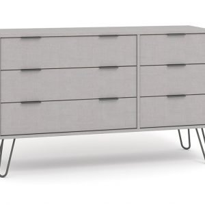 AGG5336 drawer wide chest of drawers - IWFurniture