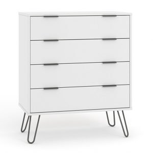 AGW514 4 drawer chest of drawers - IWFurniture