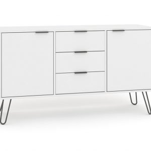 AGW916 medium sideboard with 2 doors 3 drawers small sideboard with 1 door 3 drawers - IWFurniture