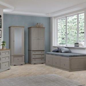 Corona Washed Grey Furniture