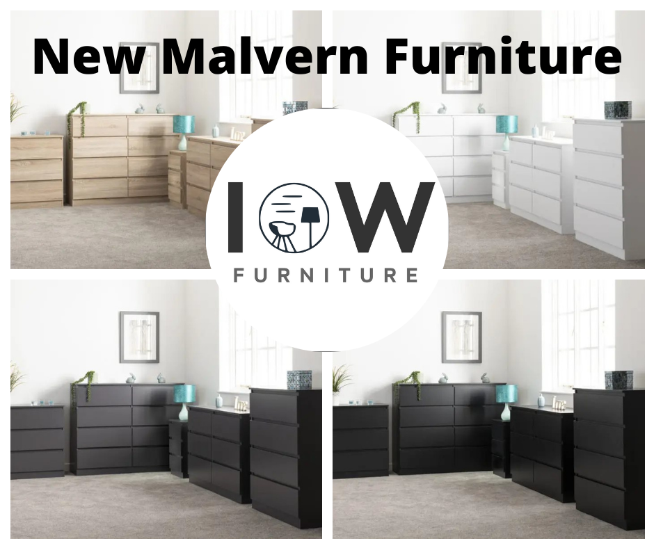 Malvern Chest Of Drawers - IW Furniture