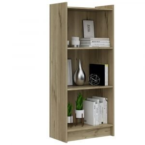 Brooklyn Low Bookcase - IW Furniture