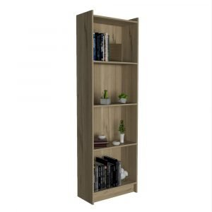 Brooklyn Tall Bookcase - IW Furniture