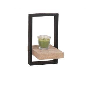 Nova Small Framed Floating Wall Shelf Kit - IW Furniture