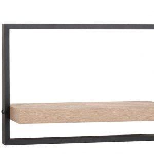 Nova Large Framed Floating Wall Shelf Kit - IW Furniture